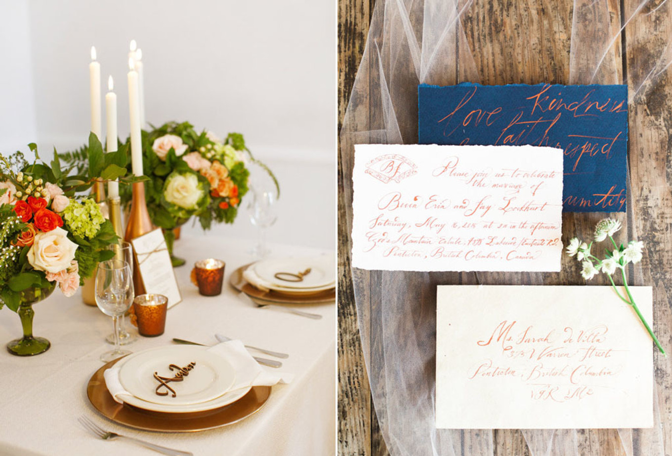 How to Create the Perfect Wedding Color Palette ...