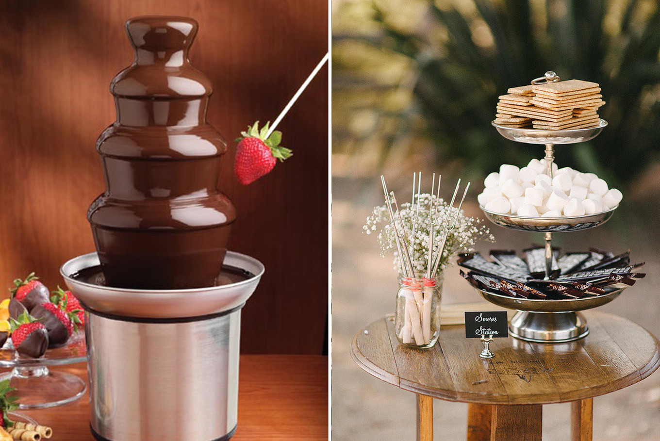 The Sweet Alternatives To Traditional Wedding Cake