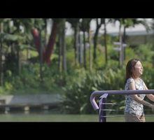 Yixiang & Yuxin // narrative prewedding film // outdoor filming // marina barrage // 2016 by The Next Chapter Film