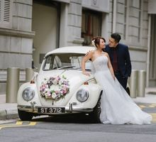 Singapore wedding at the CHIJMES by John15 Photography