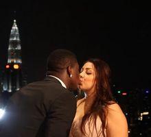 Persian and Nigerian Wedding by Crazy Monkey Studio