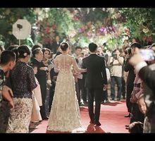 Surya & Poppie Wedding by Duaritme