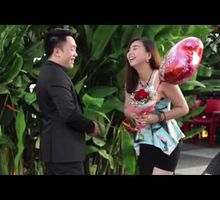 Rezky & Christy - A proposal by Love Crafted