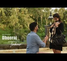 Surprise Proposal in Bali by Danny Halim Productions