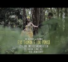 Elya & Luki by verde cinematography