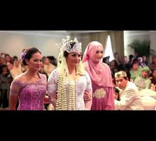 THE WEDDING OF AUDY AND IKO UWAIS by Why Moments