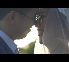 Wisnu & Irene - Wedding at The Edge by Snap Story Pictures