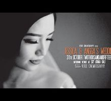Angga & Jessica by verde cinematography