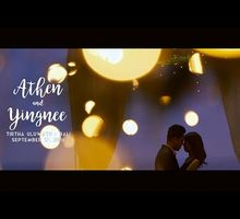 CHEERFUL WEDDING WITH ATHEN AND YINGNEE by Flipmax Photography