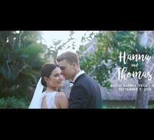 INTIMATE WEDDING IN BALI WITH HANNA AND THOMAS by Flipmax Photography