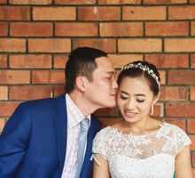 Actual Wedding Day - Benjamin & Yi Yuan by Skyve Wine Bistro