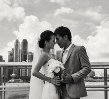 Actual Wedding Day - Syazwan & Eva (Part 1) by A Merry Moment
