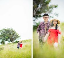 The Car Chit-Chat - Kevin & Naomy Prewedding by Kairos Works