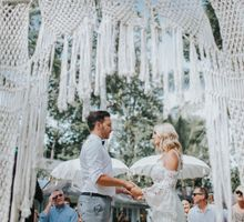 Australian Fashion CEO Gatsby  Inspired Bali Wedding TALITA and RICKY by Flipmax Photography