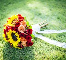 Colorful Rustic Wedding by Max.Mix Photograph