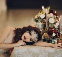 Heirlooms styled shoot by Truly Enamoured