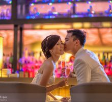 daily pdate - TengJi & EeWen, Pan Pacific hotel Singapore by Dean Creation fine-art photography