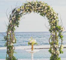 Willy & Faith @ Villa Bayu Gita Beach Front by Bali Dream Day