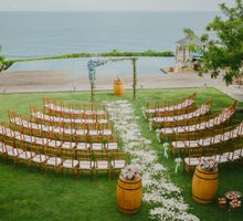 Keat & Georgiana @ Pandawa Cliff Estate by Bali Dream Day