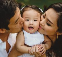 Aiwee and Warren Family Session by Terralogical