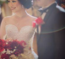 The Wedding of Bryan and Karen by Bernardo Pictura