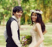 Abery + Valerie by Ian Photography