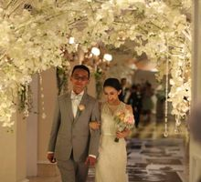 Wedding of Laura Herbert at GranMahakam Hotel by Hotel Gran Mahakam