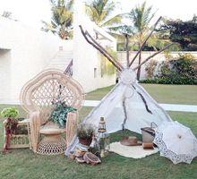 Bohemian Fairy Tale by cosa design & decor