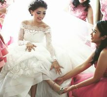 Wedding day  by felizenailart