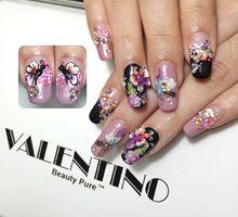 Nail Art portfolio  by felizenailart