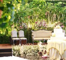 Romantic Garden Wedding by Jonquilla Decor