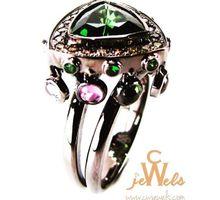 Custom made  by CW Jewels