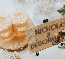 Glam & Rustic by Wedding en Vogue