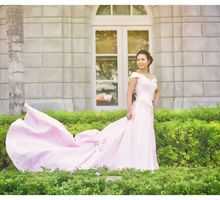 style shoot with YURIKO by Zinny Theint Make-up Artistry