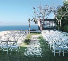 Destination Wedding of Love Bonito co-founder Rachel Lim by Paper Diamonds