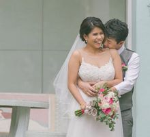 Wedding Day at New Majestic Hotel by Awesome Memories Photography