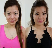 MAKEUP BEFORE-AFTER by Après Makeup