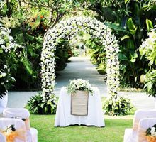 Bali Exotic Wedding Decorations by Bali Exotic Wedding Organizer