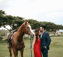 Drew and Aia Boho Engagement by Sunkissed Collective