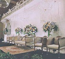 DoubleTree Hilton  - Deta & Matt White Wedding by DoubleTree by Hilton Jakarta - Diponegoro
