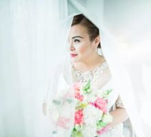 Bride Idea Couples wedding at Oasis by Bordz Evidente Photography