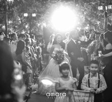 Jakarta Wedding - Idden & Carline by Amara Pictures