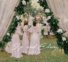 Edong and TP Wedding by Chestknots Studios