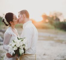 Raudia and Cameron Traditional Wedding by Terralogical