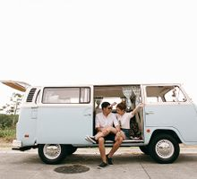 Jansen and Kelly Roadtrip to Love by Sunkissed Collective