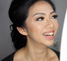 Wedding Makeup Trial by GabrielaGiov