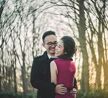 Pre Wedding Sessions by Cheese N Click Photography