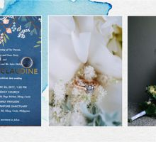 Dino and Claud - Wedding by Chestknots Studios