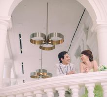 SH & KKS Prewedding by Zinny Theint Make-up Artistry