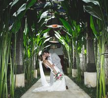 Eleni & Elias at Ombak Luwung by baliVIP Wedding